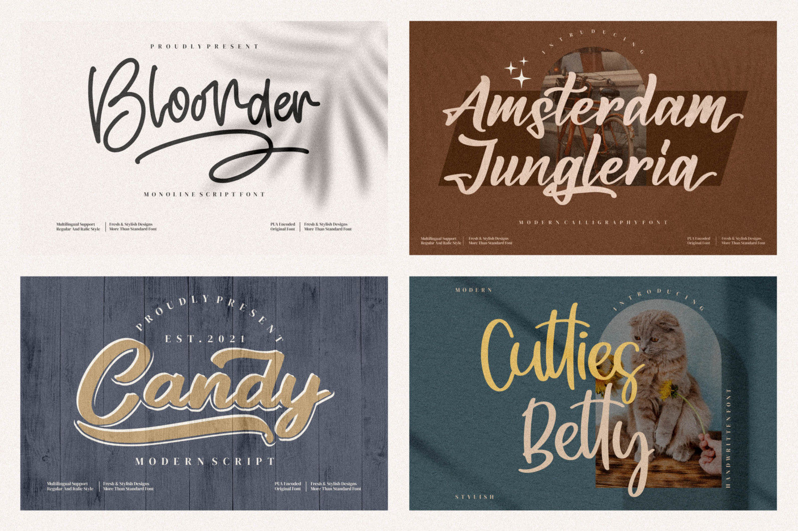 Spectacular All Collection Mega Font Bundle Handwritten - 16 7 scaled -