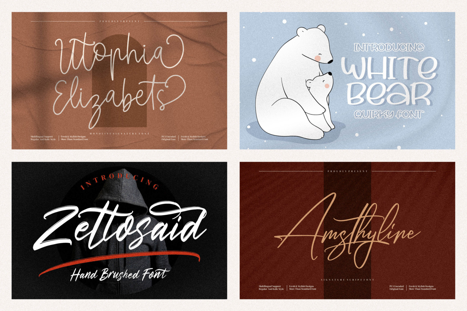 Spectacular All Collection Mega Font Bundle Handwritten - 17 5 scaled -