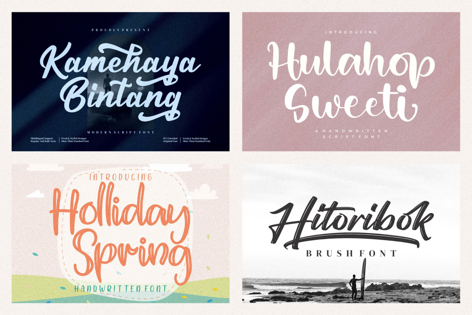 Spectacular All Collection Mega Font Bundle Handwritten - 18 6 scaled -