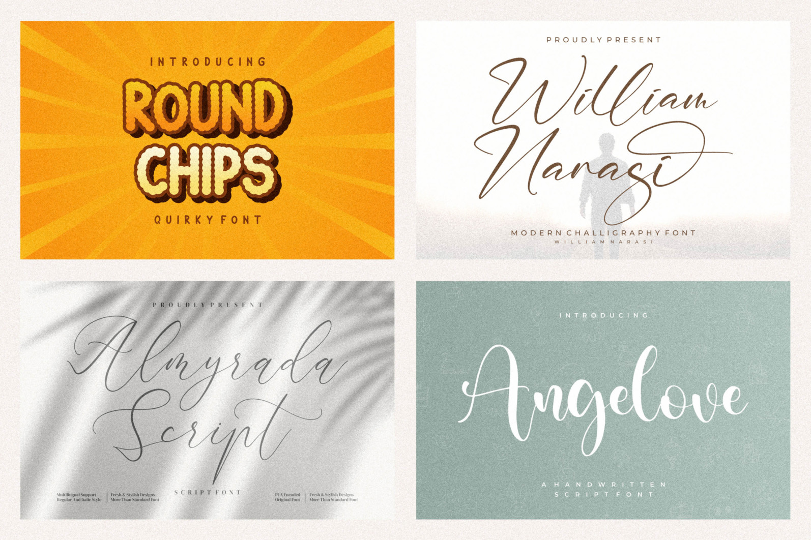 Spectacular All Collection Mega Font Bundle Handwritten - 19 6 scaled -