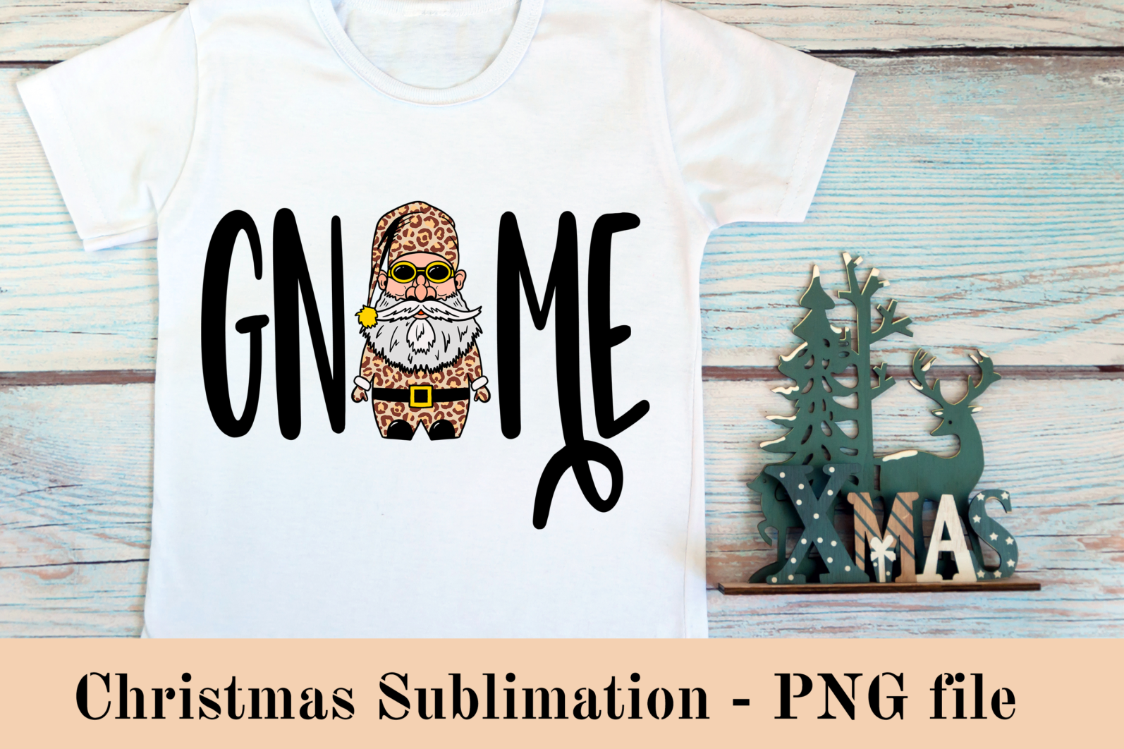 Christmas PNG Sublimation Design. Sublimation for t-shirt, mug and other. - CF3 18 -