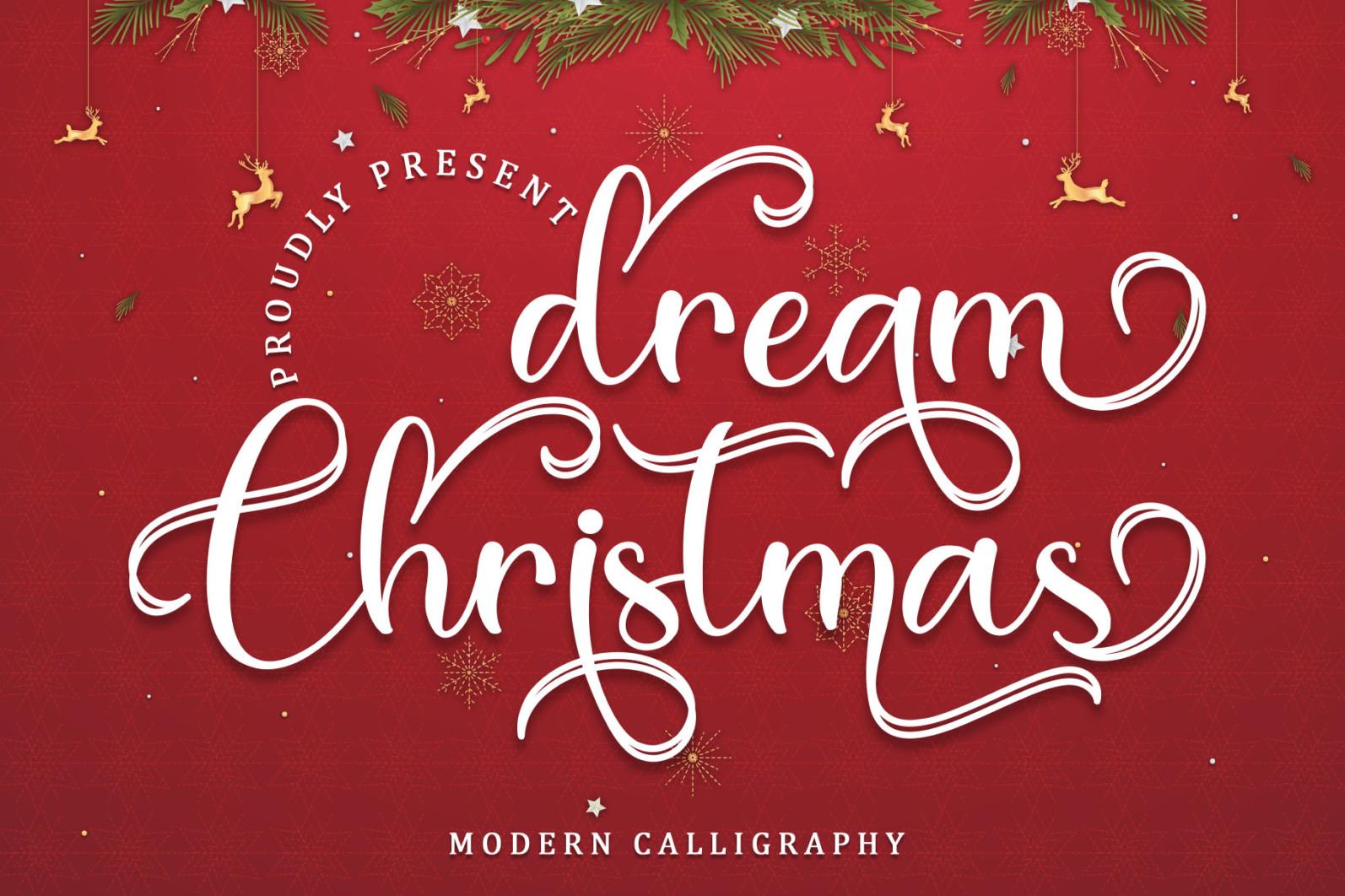 Dream Christmas - PREVIEW 1 7 -