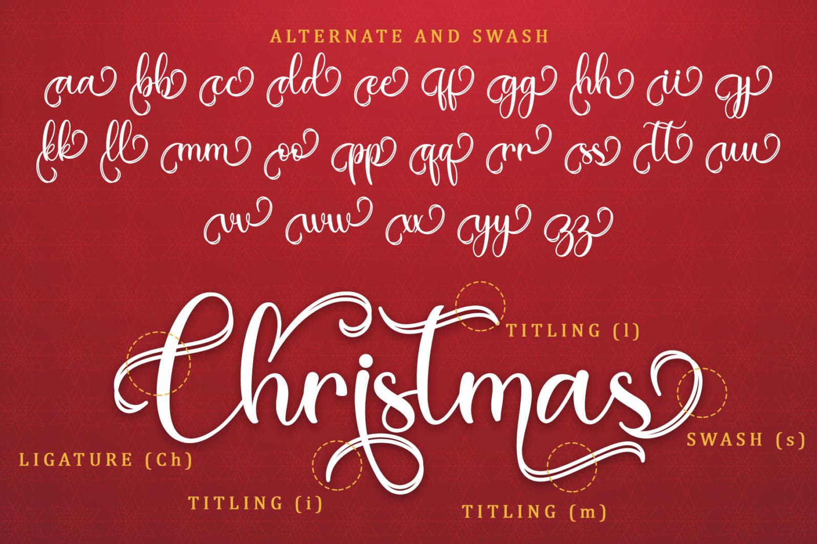 Dream Christmas - PREVIEW 8 -