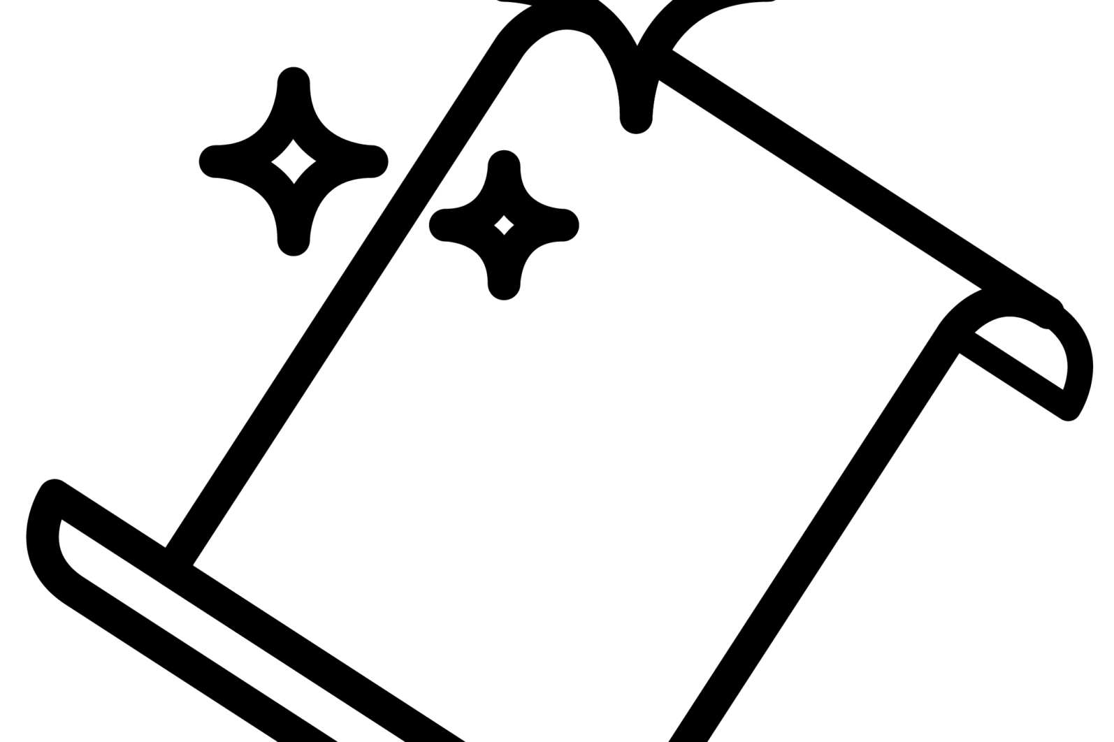 Outline : Scrolls Icon set - DEPLOMAV 01 -