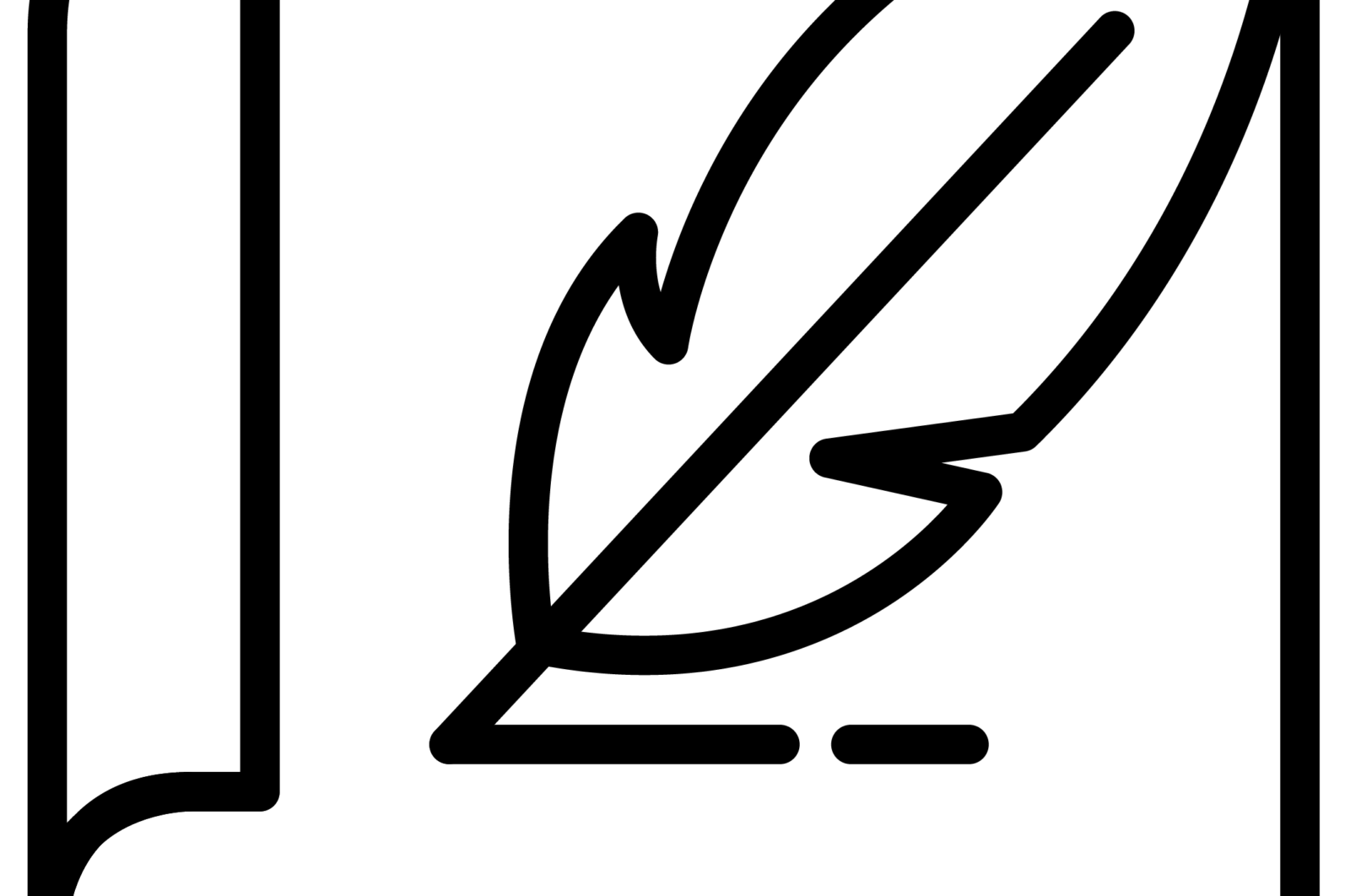 Outline : Scrolls Icon set - LKJN 01 01 -