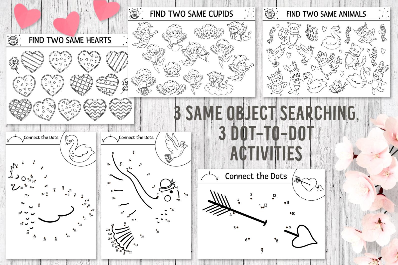 Saint Valentine's Coloring Games - 5 15 -