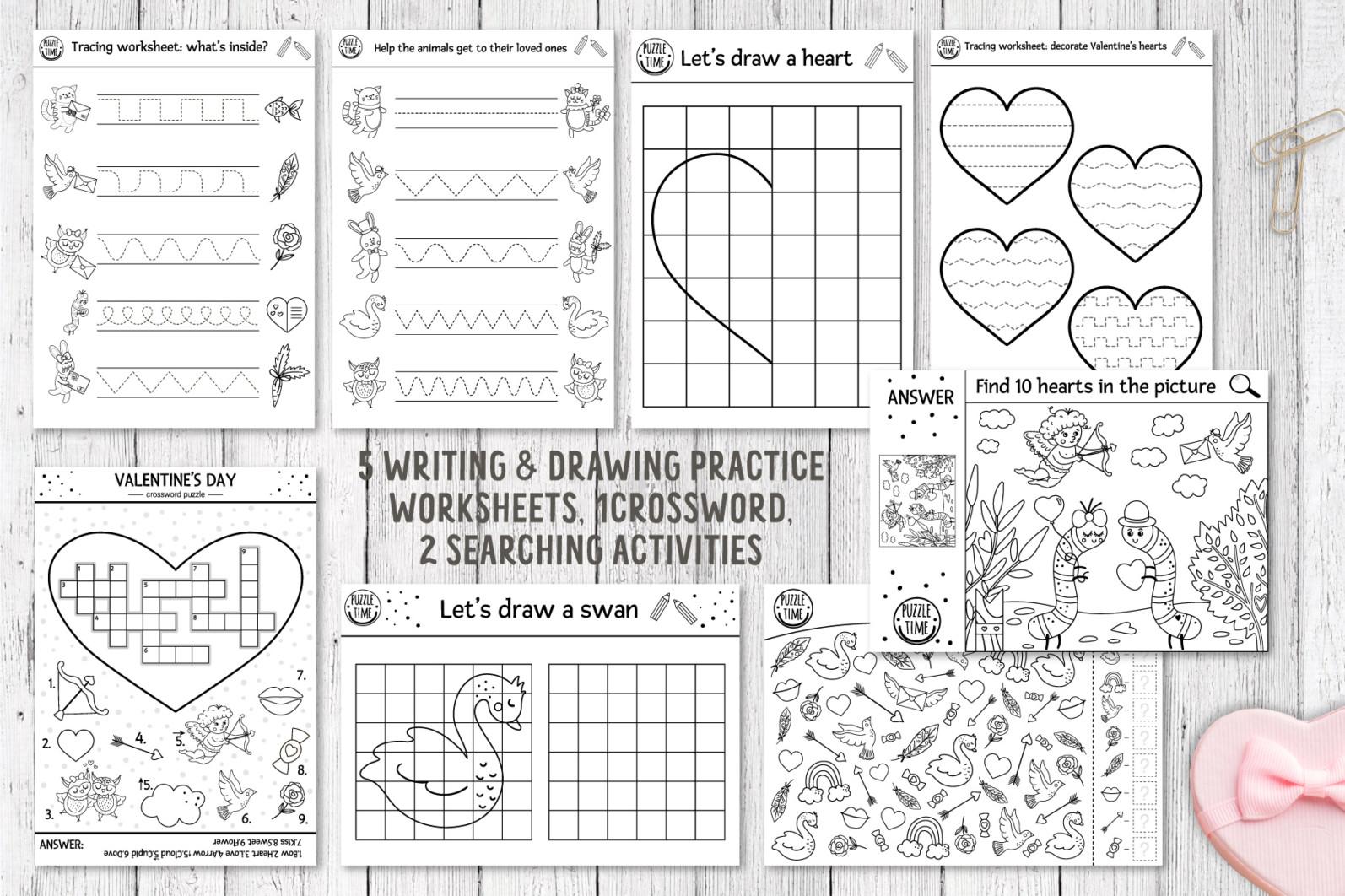 Saint Valentine's Coloring Games - 7 16 -
