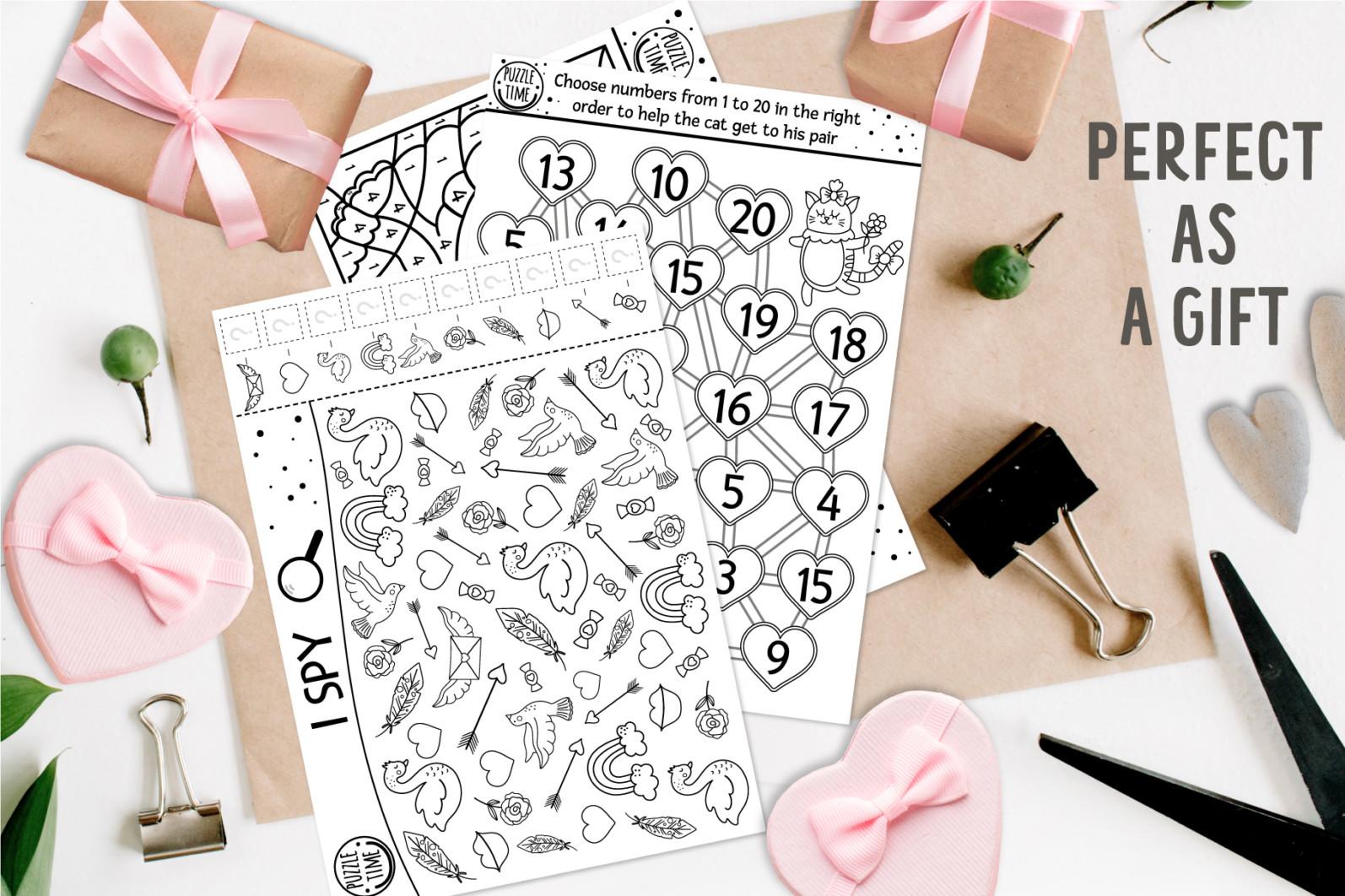 Saint Valentine's Coloring Games - 13 3 -