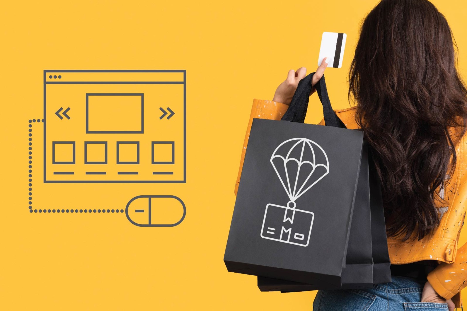 Outline : Shopping and E-commerce - Preview Used 01 9 -