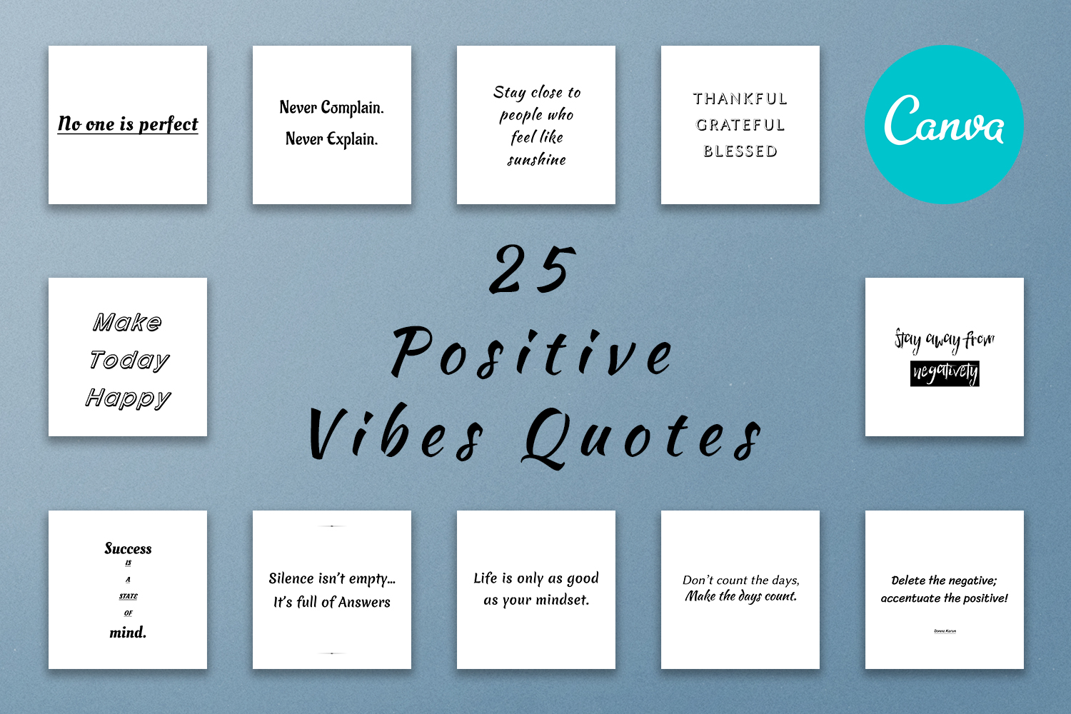 25 Positive Vibes Quotes - Feature Image 2 -