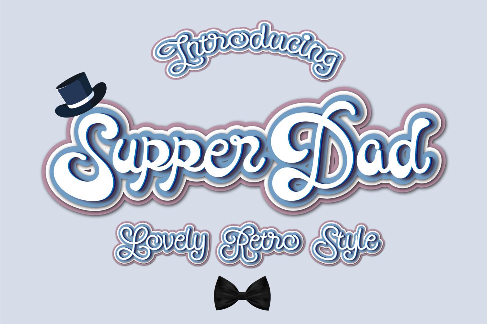 Supper Dad - Supper Dad 1 -