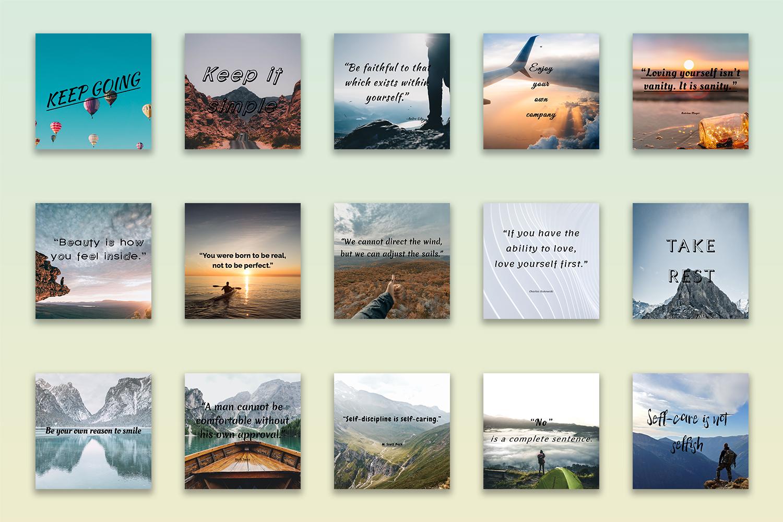 25 Self-Care Quotes - Transparent Feature Image 3 -