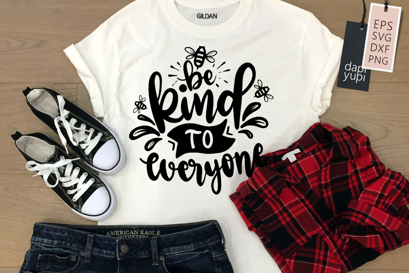 Kindness Lettering Quotes SVG Be Kind To Everyone - kindness3a -
