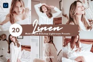 Iphone Ready Lightroom Presets - Lightroom Presets Mobile Desktop Linen 1 -