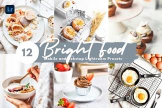 Iphone Ready Lightroom Presets - Lightroom Presets Mobile Desktop Bright Food 1 -