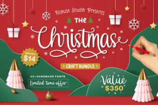 Crella Subscription - Christmas bundle -