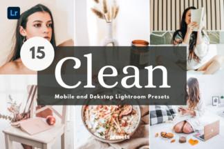 Iphone Ready Lightroom Presets - Lightroom Presets Mobile Desktop Clean 1 -