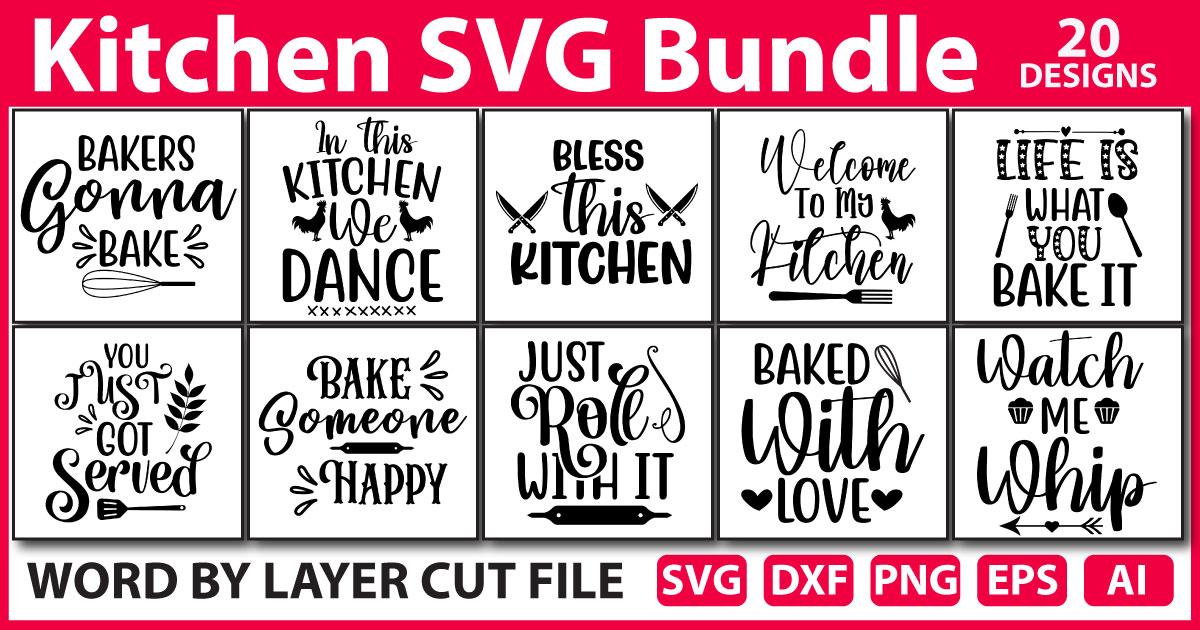 Kitchen svg bundle - 2 Copy 6 -