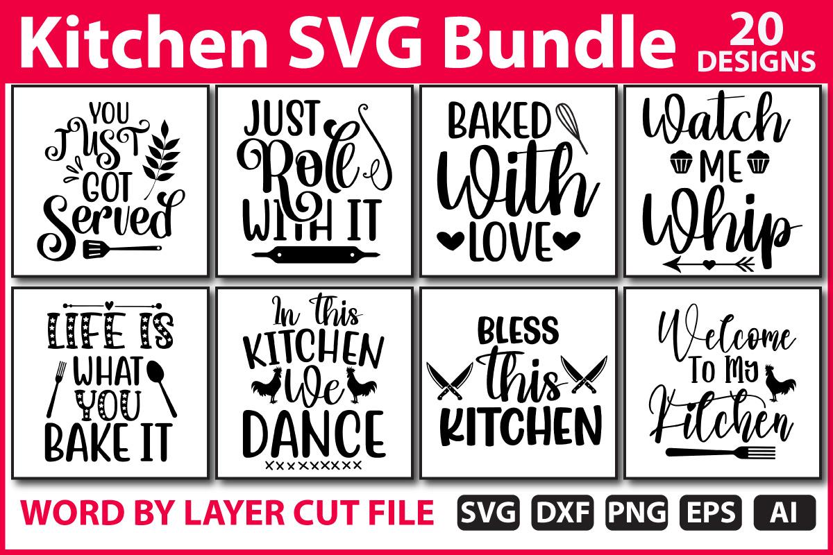 Kitchen svg bundle - 1 Copy -