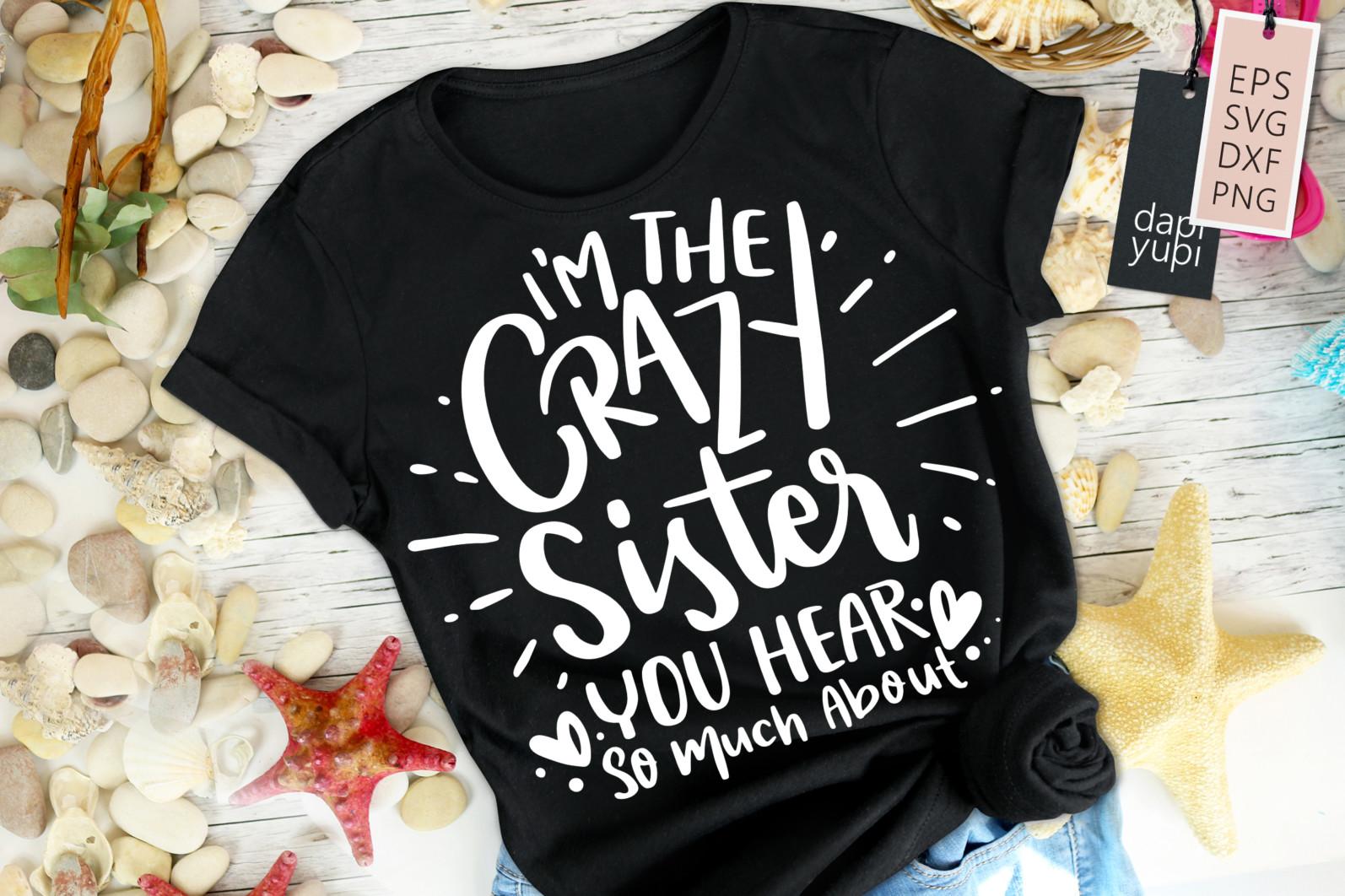 Sister Quotes SVG Bundle, Best Sister SVG Bundle, Sister SVG - sister5 -