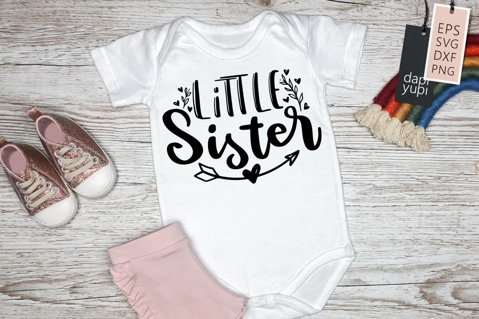Sister Quotes SVG Bundle, Best Sister SVG Bundle, Sister SVG - sister6 -