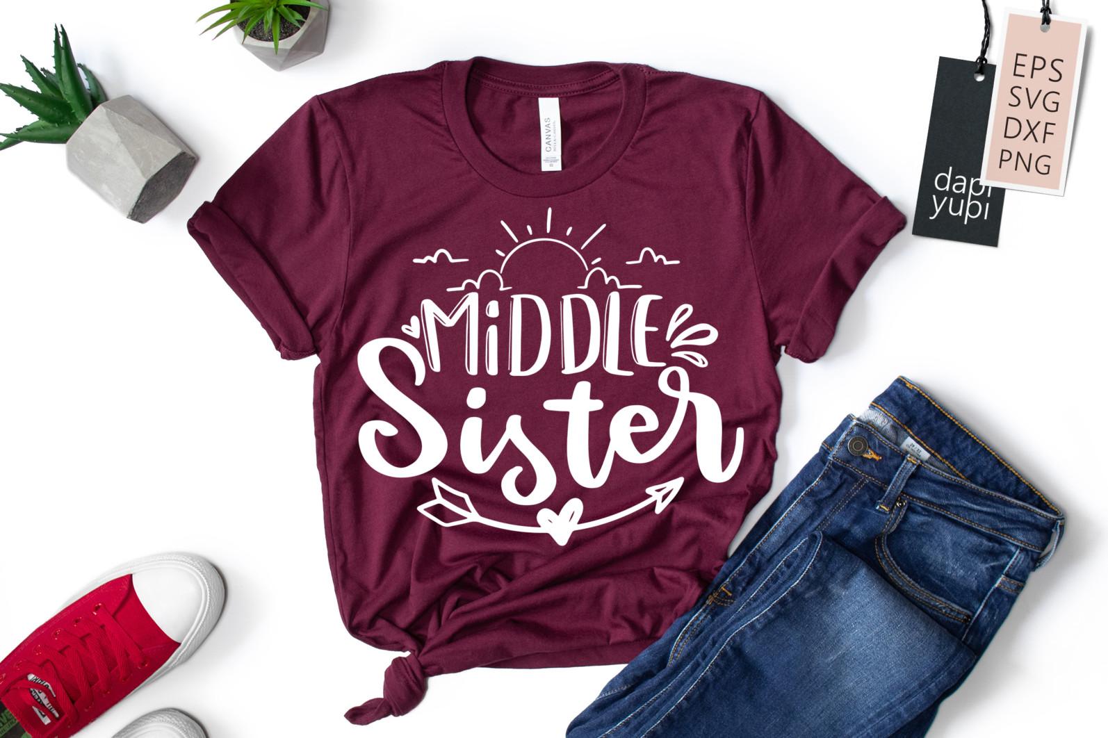 Sister Quotes SVG Bundle, Best Sister SVG Bundle, Sister SVG - sister7 -