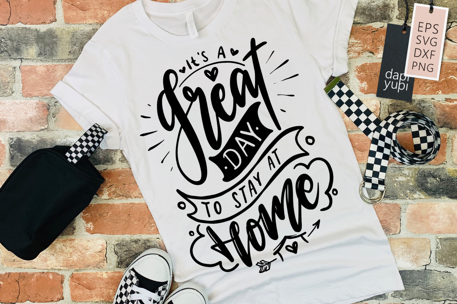 Stay Home Lettering Quotes Bundle Quarantine Quotes - stayhome1a -