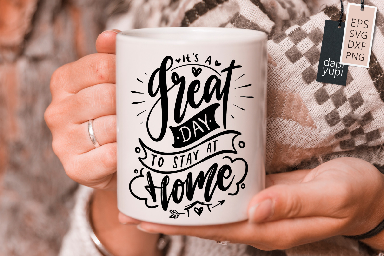 Stay Home Lettering Quotes Bundle Quarantine Quotes - stayhome1s -