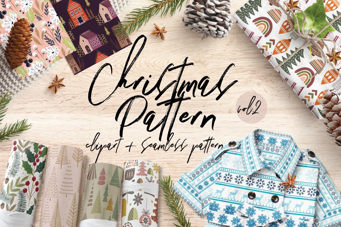 Christmas Pattern Vol.2 - 1 -