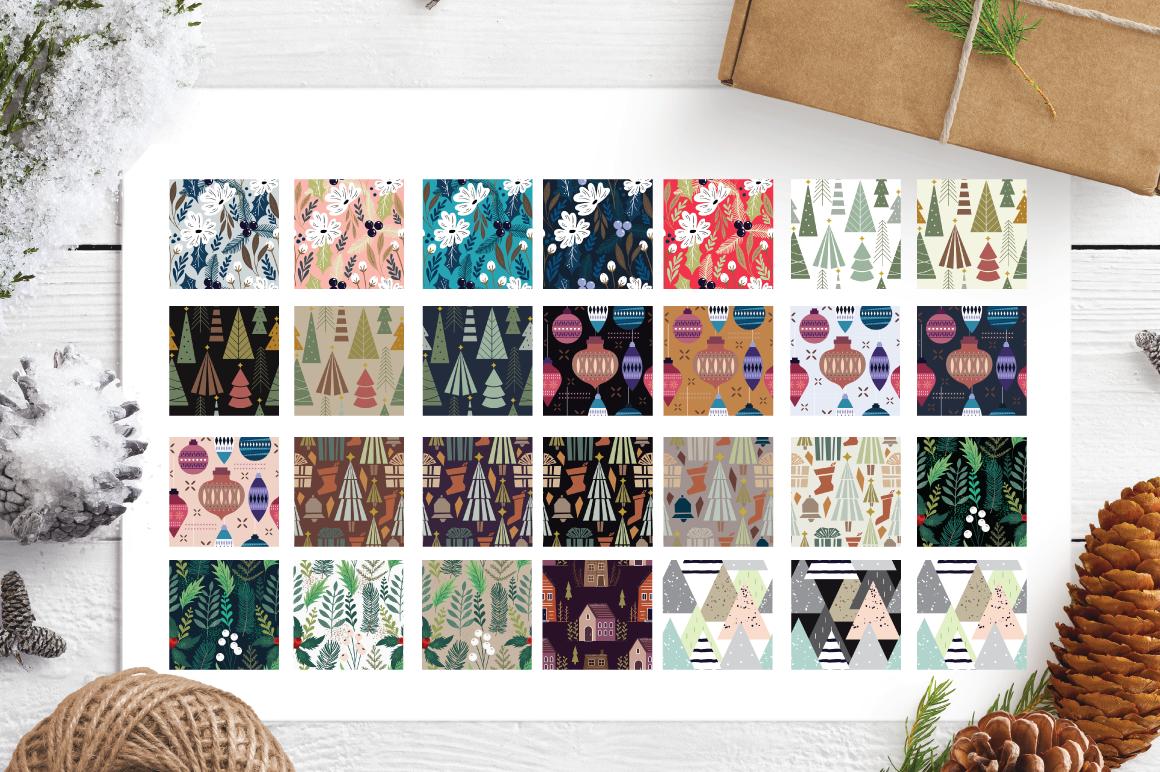 Christmas Pattern Vol.2 - 3 30 -