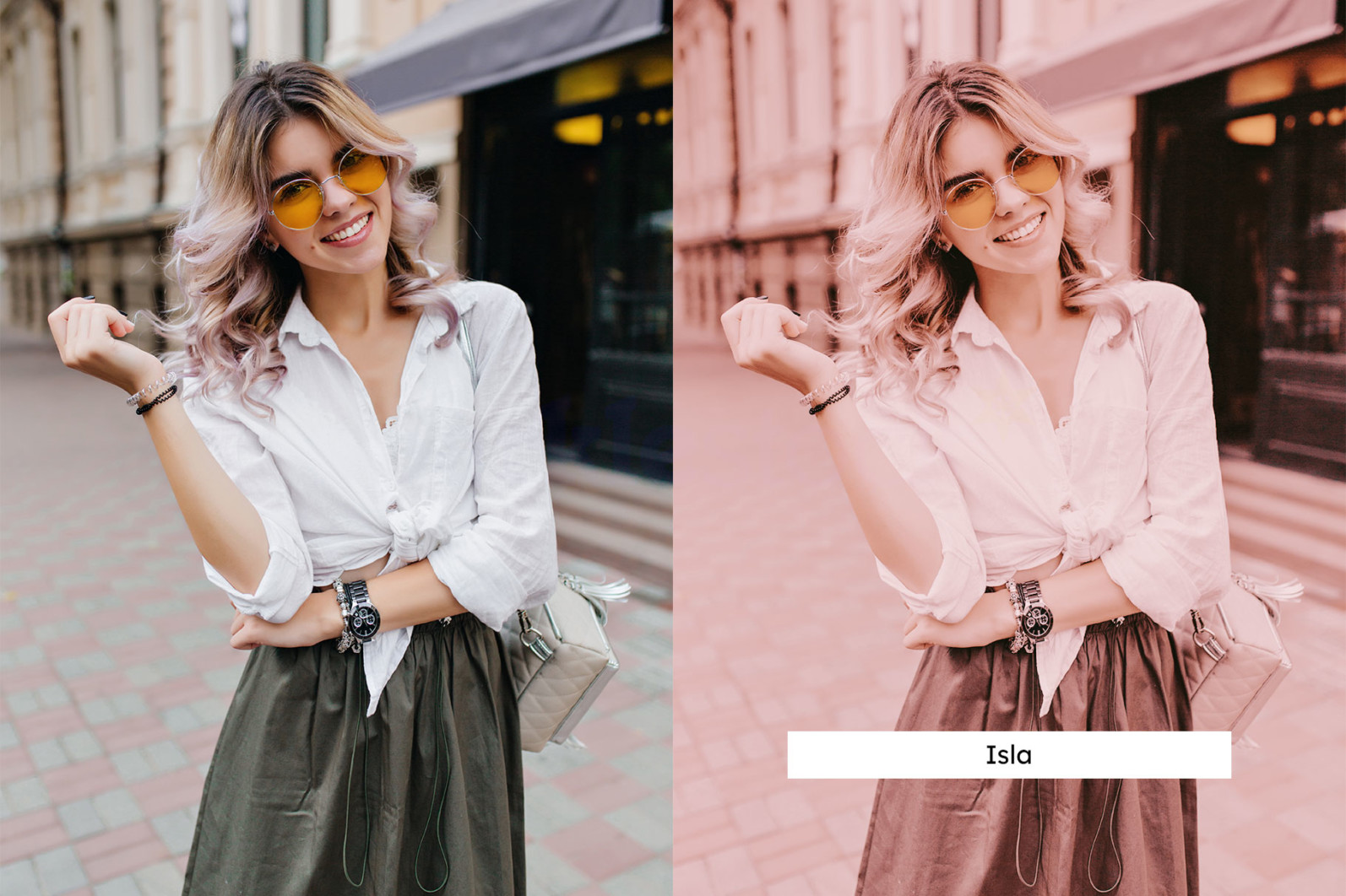 20 Rose Tinted Lightroom Presets and LUTs - 04 10 -