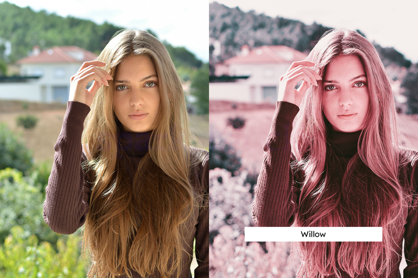 20 Rose Tinted Lightroom Presets and LUTs - 06 9 -