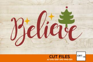 Free SVG Files - Believe SVG Files 5030 3 -