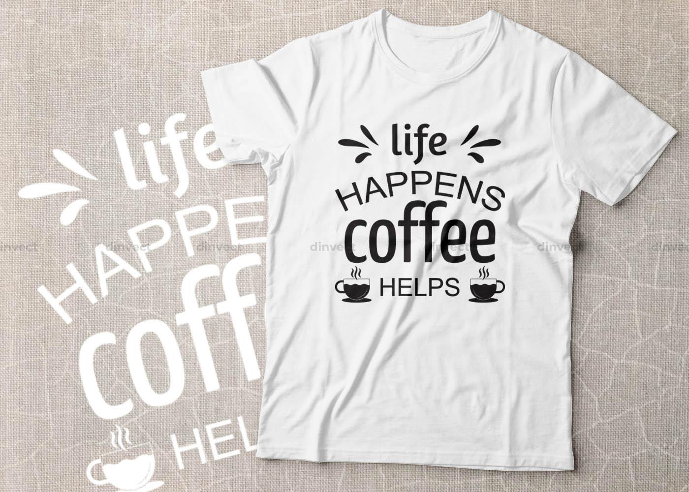 Coffee SVG, Coffee Bundle Svg, Coffee Mug Svg, Funny Coffee Quotes SVG, Mug Design Svg, Coffee Quote - Coffee 8 -