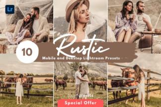 Iphone Ready Lightroom Presets - Lightroom Presets Mobile Desktop Rustic 1 -