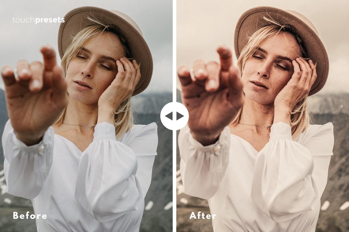 10 Rustic Lightroom Presets for Mobile & Desktop, Moody Presets, Boho Presets - Lightroom Presets Mobile Desktop Rustic 8 -