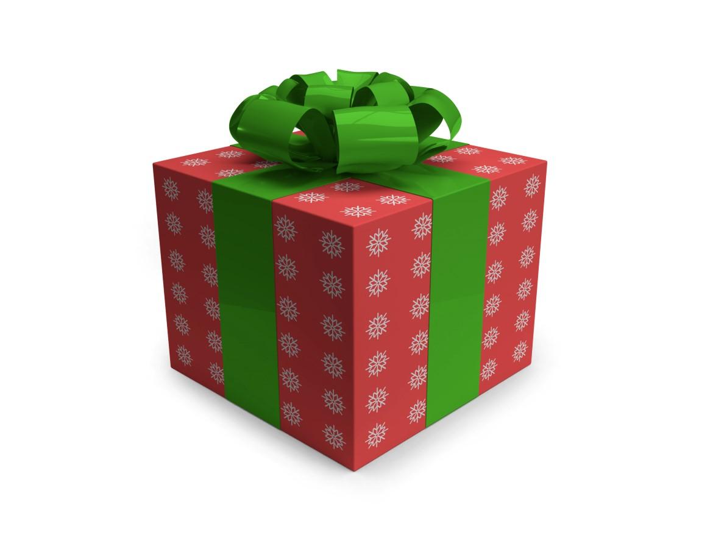 Christmas Gift Box Mockup Bundle - 01 11 -