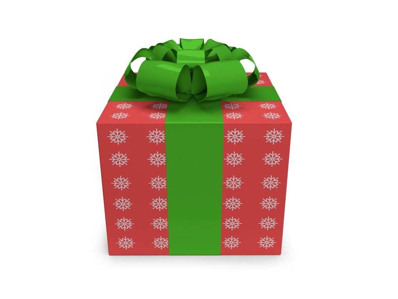 Christmas Gift Box Mockup Bundle - 02 12 -