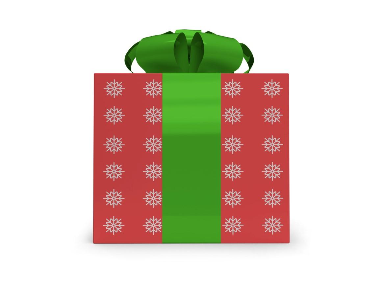Christmas Gift Box Mockup Bundle - 03 13 -