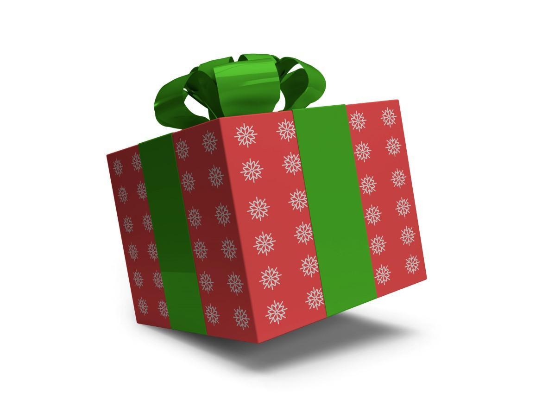 Christmas Gift Box Mockup Bundle - 04 12 -