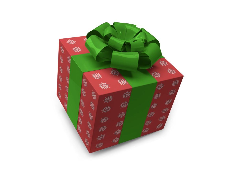 Christmas Gift Box Mockup Bundle - 05 12 -