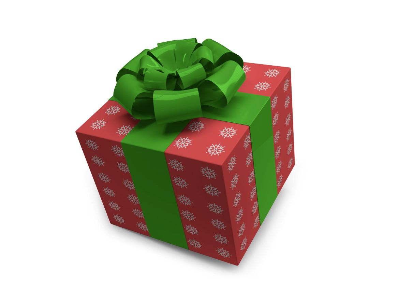 Christmas Gift Box Mockup Bundle - 06 11 -