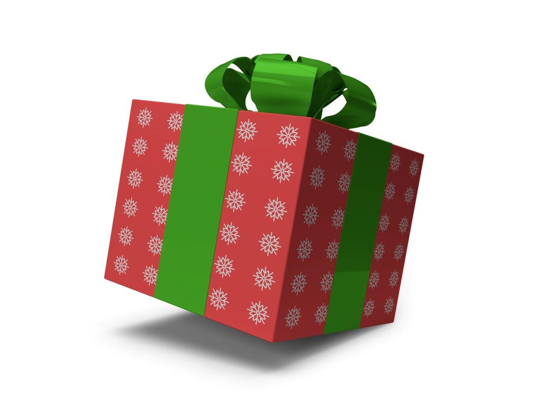 Christmas Gift Box Mockup Bundle - 07 11 -