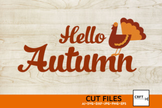 Free SVG Files - Autumn crft cover 2 -