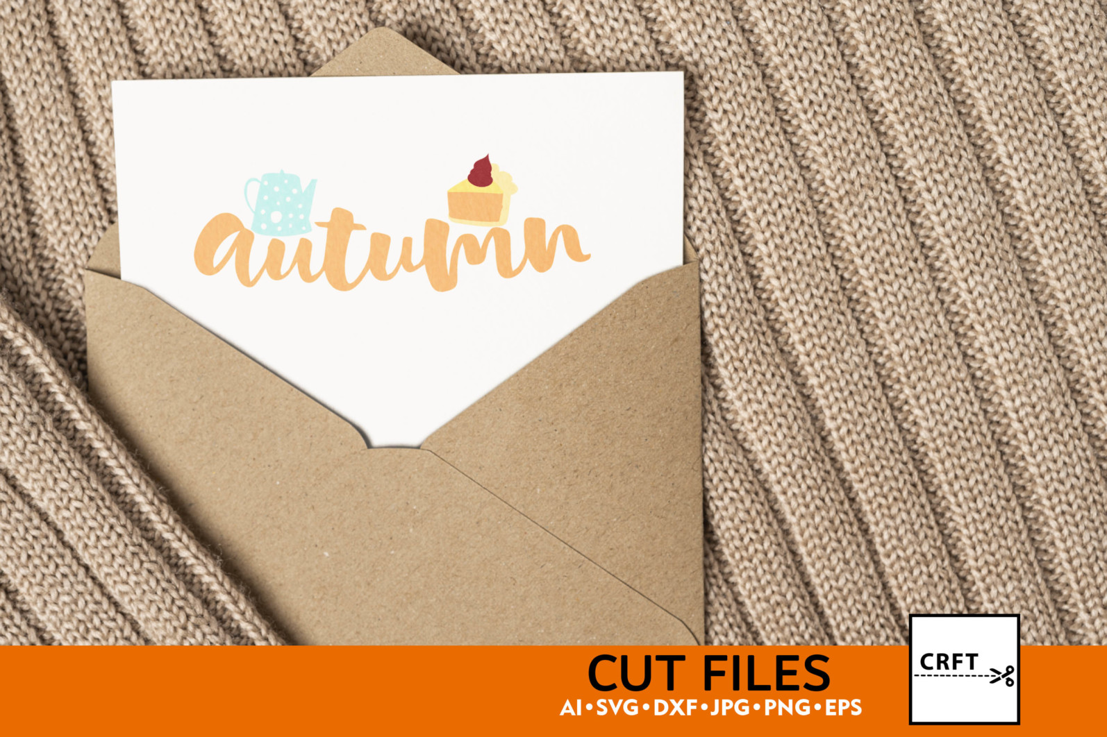 Bundle Lettering Fall Stickers SVG Files For Craft - preview lettering 7 scaled -