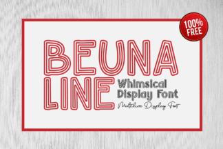 All Freebies - Pixelify Preview BEUNA LINE 01 -