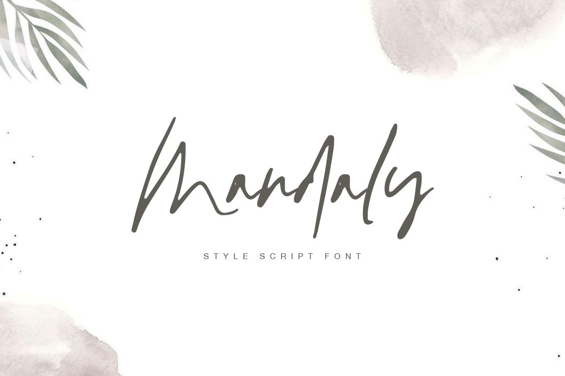 Mandaly - m1 -