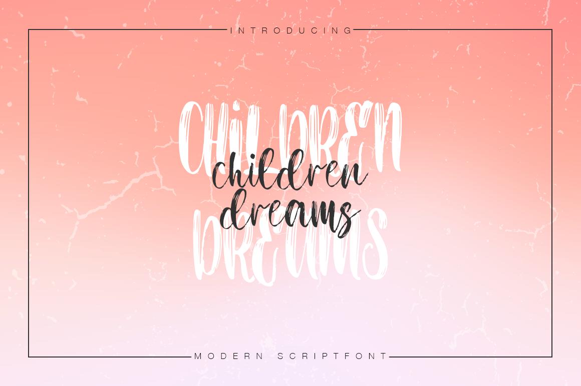 Children Dreams - cd1 -