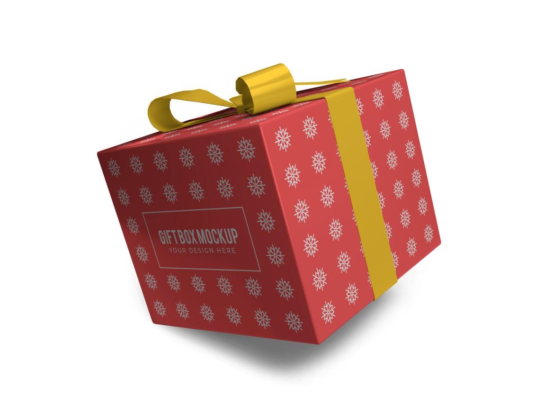 Christmas Gift Box Mockup Bundle Vol 2 - 04 14 -