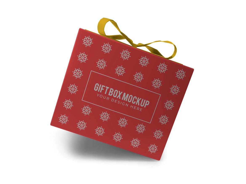 Christmas Gift Box Mockup Bundle Vol 2 - 09 11 -